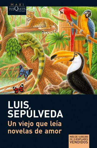 viejo que le�a novelas de Amor   2009 edition cover