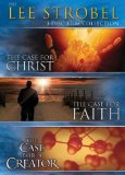 The Lee Strobel 3-Disc Film Collection: The Case for Christ / The Case for Faith / The Case for a Creator System.Collections.Generic.List`1[System.String] artwork