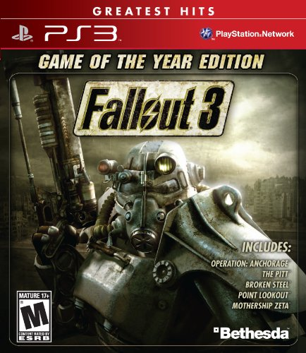 Fallout 3: Game of The Year Edition - Playstation 3 PlayStation 3 artwork