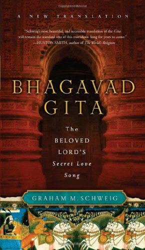 Bhagavad Gita The Beloved Lord's Secret Love Song  2010 edition cover