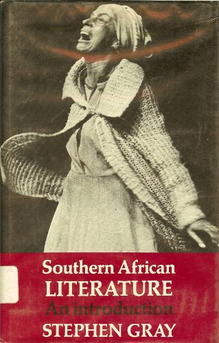 Southern African Literature : An Introduction  1979 edition cover