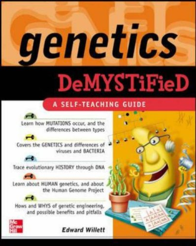 Genetics Demystified   2006 9780071459303 Front Cover