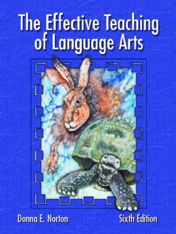 Effective Teaching of Language Arts  6th 2004 (Revised) edition cover