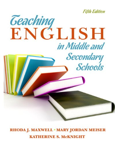 Teaching English in Middle and Secondary Schools  5th 2011 edition cover