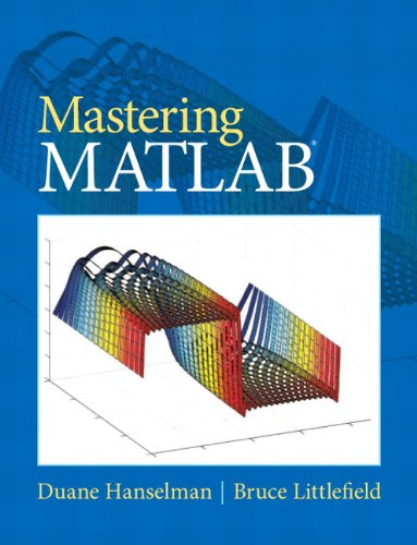 Mastering MATLAB   2012 (Revised) edition cover