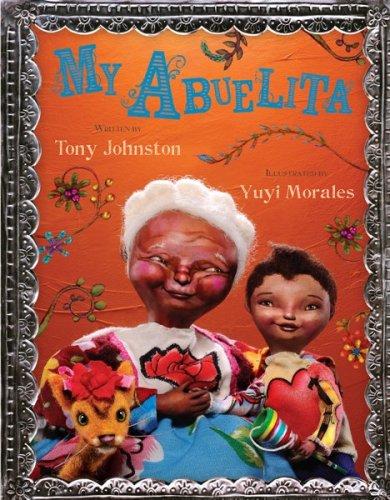 My Abuelita   2009 edition cover