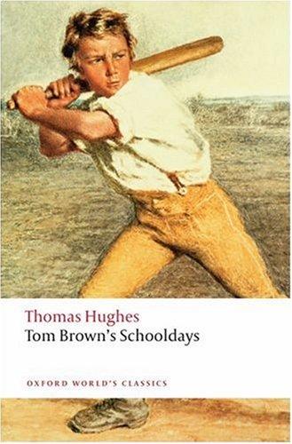 Tom Brown's Schooldays   2008 edition cover