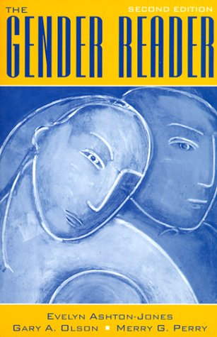 Gender Reader  2nd 2000 edition cover