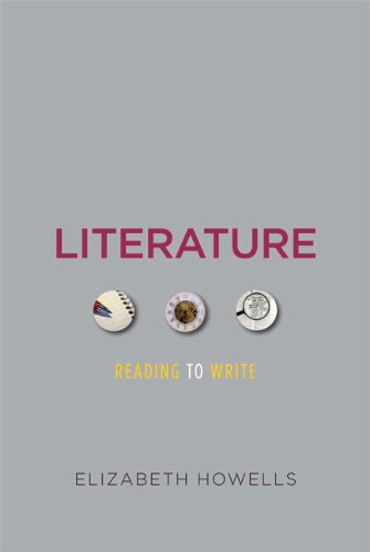 Literature Reading to Write  2011 edition cover