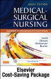 Elsevier Adaptive Learning and Quizzing for Medical-surgical Nursing:   2014 9780323280303 Front Cover