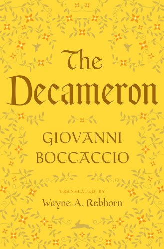 Decameron   2013 edition cover