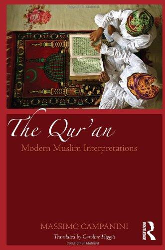 Qur'an Modern Muslim Interpretations  2010 edition cover