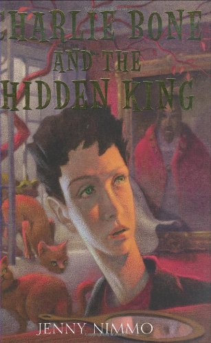 Charlie Bone and the Hidden King   2006 edition cover