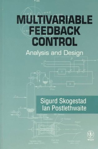 Multivariable Feedback Control Analysis and Design  1995 9780471943303 Front Cover