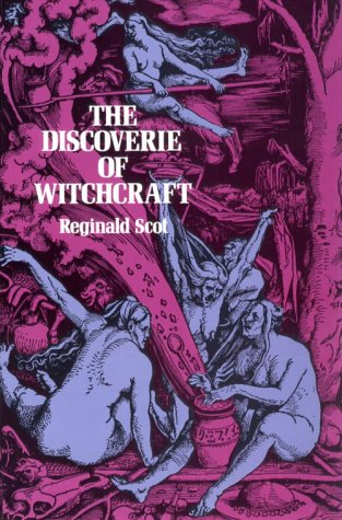 Discoverie of Witchcraft  N/A 9780486260303 Front Cover