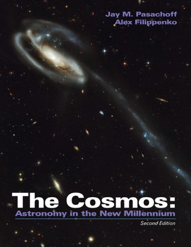 Cosmos Astronomy in the New Millennium 2nd 2004 (Revised) 9780495013303 Front Cover