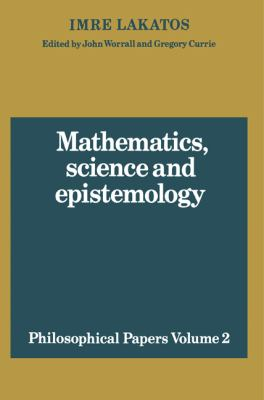 Philosophical Papers Mathematics, Science and Epistemology  1978 9780521280303 Front Cover