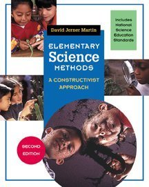 Elementary Science Methods A Constructivist Approach 2nd 2000 9780534556303 Front Cover