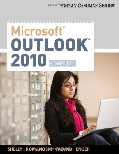 Microsoft� Outlook 2010 Complete  2011 9780538475303 Front Cover
