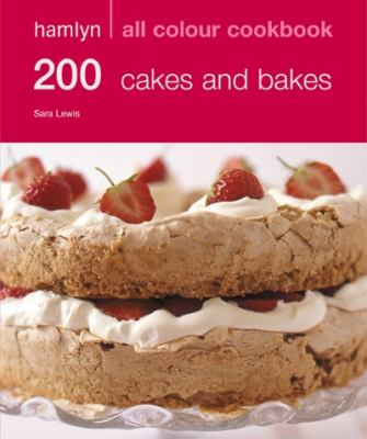 Hamlyn All Colour Cakes and Bakes (All Colour Cookbook) N/A 9780600617303 Front Cover
