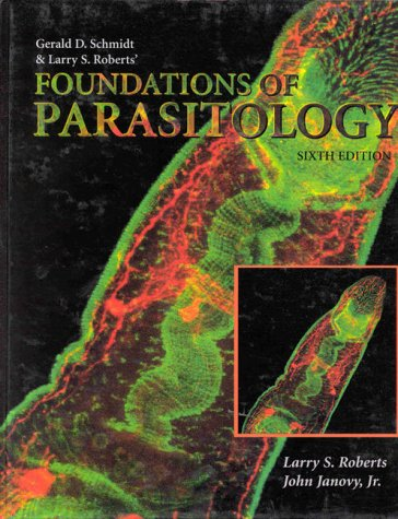 Foundations of Parasitology 6th 2000 edition cover