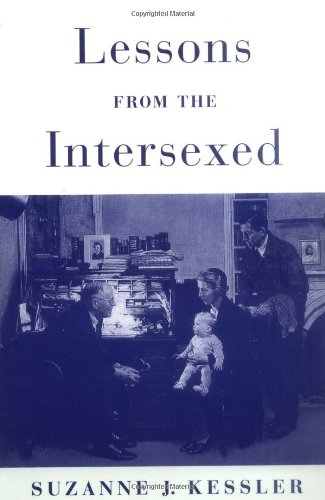 Lessons from the Intersexed   1998 edition cover