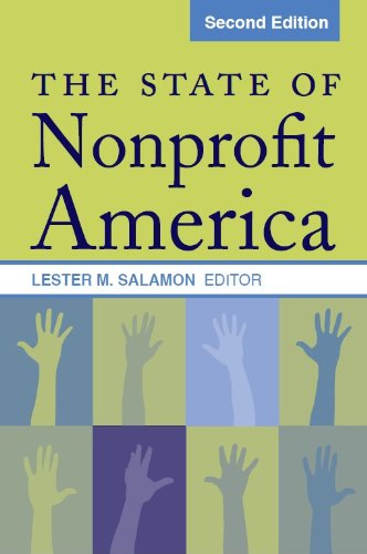 State of Nonprofit America  2nd 2012 (Revised) edition cover