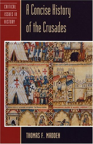 Concise History of the Crusades   1999 edition cover