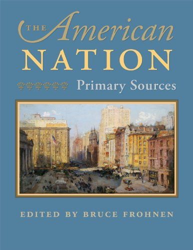 American Nation Primary Sources  2009 edition cover