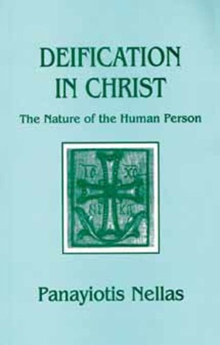 Deification in Christ The Nature of the Human Person N/A 9780881410303 Front Cover