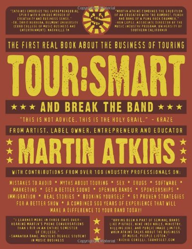 Tour - Smart And Break the Band N/A 9780979731303 Front Cover