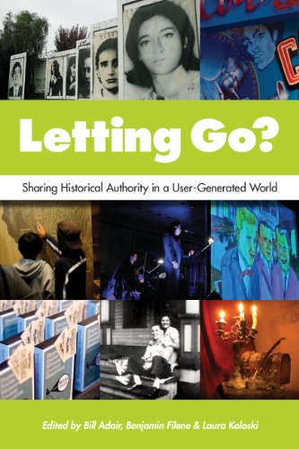 Letting Go? Sharing Historical Authority in a User-Generated World  2011 edition cover