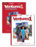 Ventures, Level 1  2nd 2013 edition cover