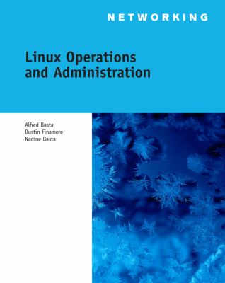 Linux Operations and Administration   2013 edition cover