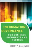 Information Governance Concepts, Strategies, and Best Practices  2014 edition cover