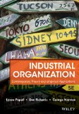 Industrial Organization Contemporary Theory and Empirical Applications 5th 2013 edition cover