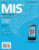MIS  4th 2014 (Student Manual, Study Guide, etc.) edition cover