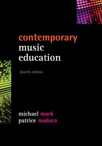 Contemporary Music Education:   2013 9781133956303 Front Cover