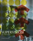 SUPERVISION IN CANADA TODAY    N/A edition cover