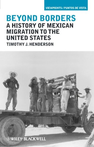 Beyond Borders A History of Mexican Migration to the United States  2010 edition cover