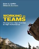 Working in Teams Moving from High Potential to High Performance  2015 edition cover