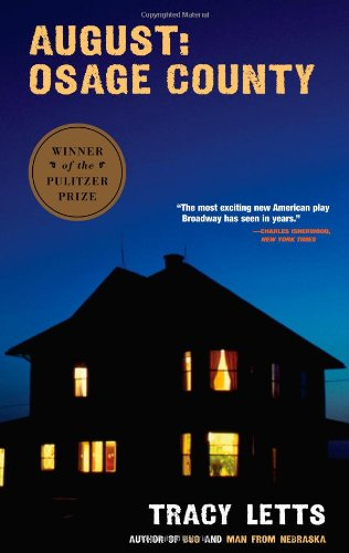 August Osage County  2007 edition cover