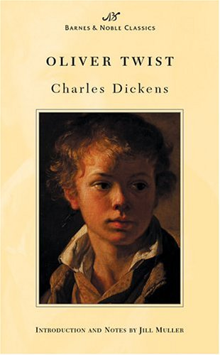 Oliver Twist   2003 edition cover