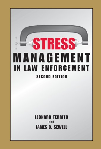 Stress Management in Law Enforcement, Second Edition 2nd 2007 edition cover
