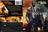 Man On Fire [DVD] Widescreen Denzel Wasington System.Collections.Generic.List`1[System.String] artwork