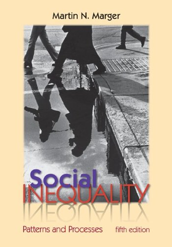 Social Inequality Patterns and Processes 5th 2011 edition cover