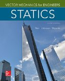Vector Mechanics for Engineers: Statics  2015 9780077687304 Front Cover