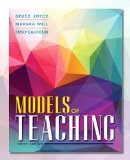 Models of Teaching  9th 2015 edition cover