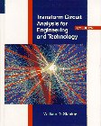 Transform Circuit Analysis for Engineering  3rd 1997 9780134924304 Front Cover