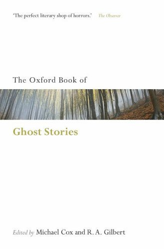 Oxford Book of Ghost Stories   2008 edition cover